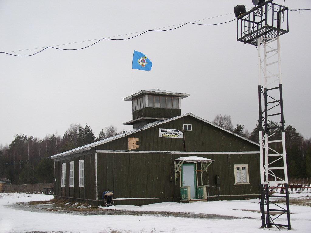 Аэродром «Борки», закрытый на консервацию в феврале 2018, вновь начинает свою работу